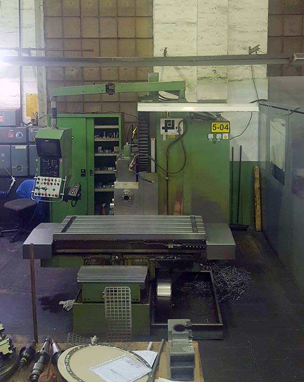 CNC-Milling-and-Drilling-Machine-Fil-FA-130 Image1