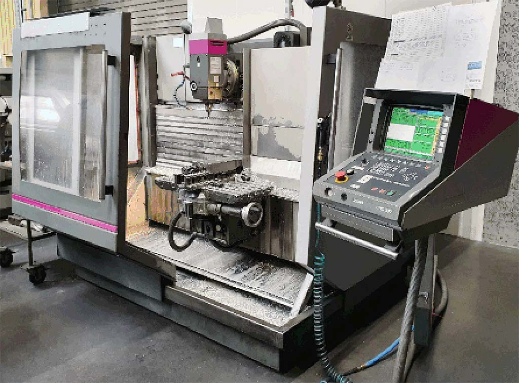 Universal-Milling-and-Drilling-Machine-Maho-MH600 Image2