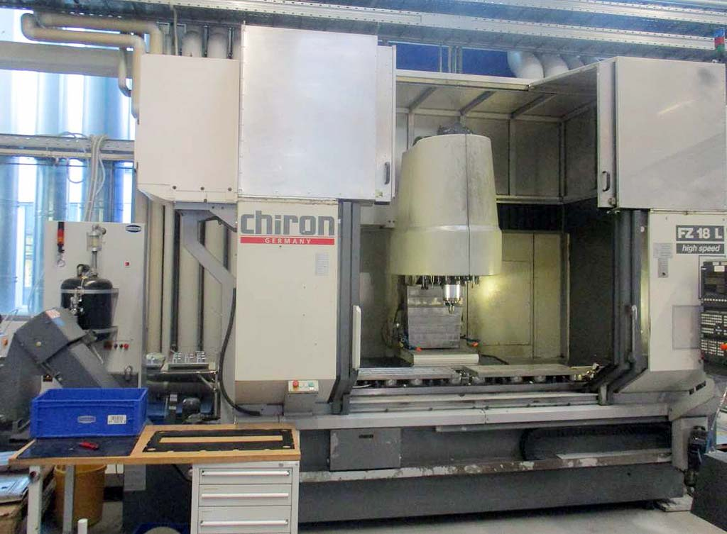 CNC-Machining-Center-Chiron-FZ18L Image1