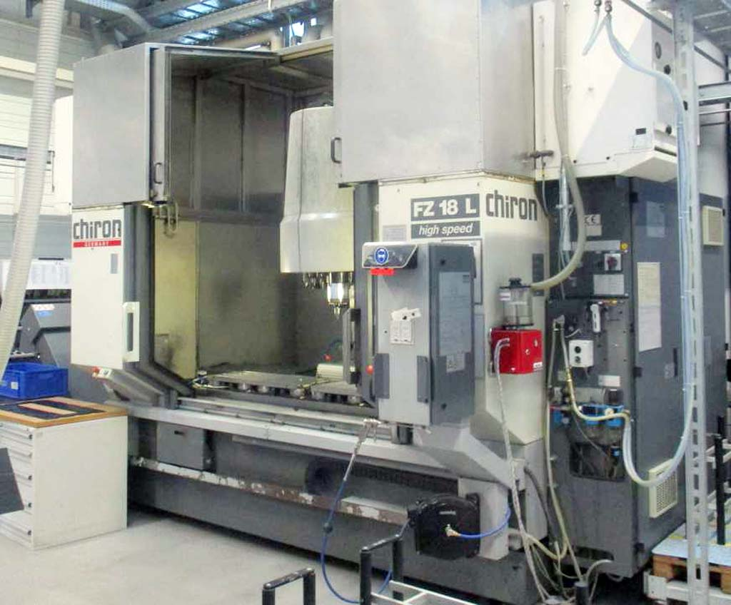 CNC-Machining-Center-Chiron-FZ18L Image2