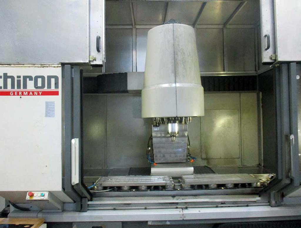 CNC-Machining-Center-Chiron-FZ18L Image4