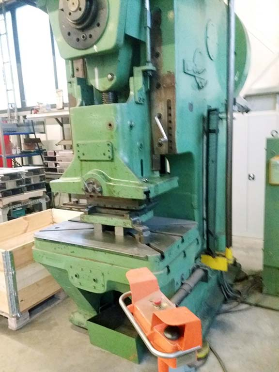 Single-Column-Eccentric-Press-Weingarten-RS-160 Image1