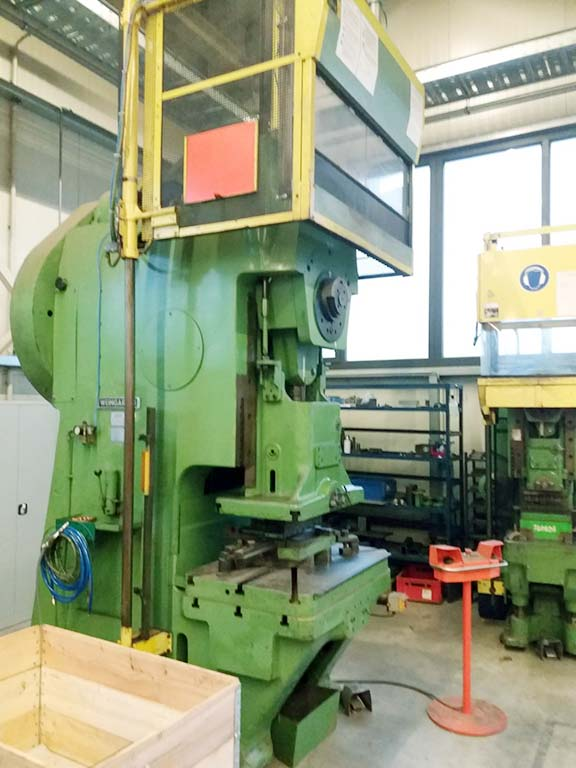 Single-Column-Eccentric-Press-Weingarten-RS-160 Image3