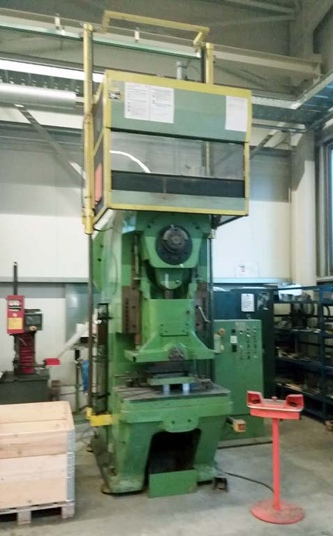 Single-Column-Eccentric-Press-Weingarten-RS-160 Image5