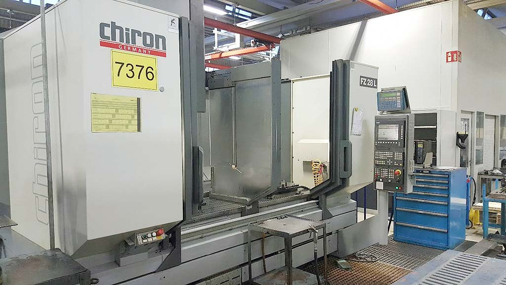 CNC-Machining-Center-Chiron-FZ-28L Image1