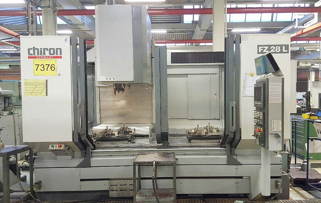 CNC-Machining-Center-Chiron-FZ-28L Image2