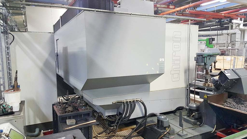 CNC-Machining-Center-Chiron-FZ-28L Image3