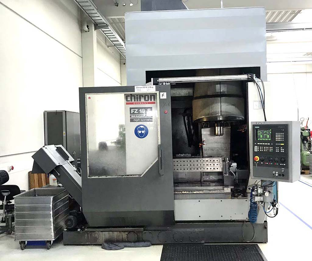 CNC-Machining-Center-Chiron-FZ-18S-MAGNUM-high-speed Image1