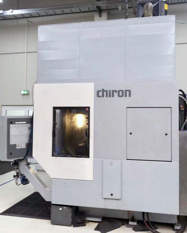 CNC-Machining-Center-Chiron-FZ-18S-MAGNUM-high-speed Image5