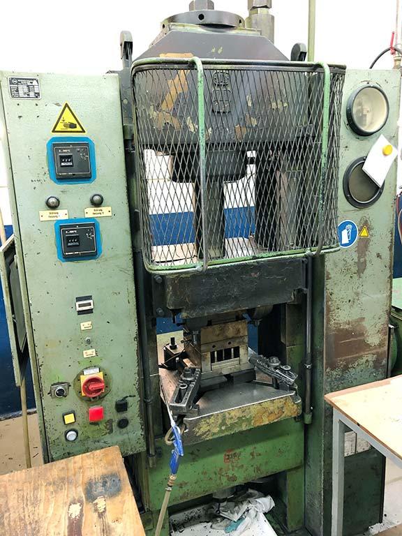 Hydraulic-Press-Wmw-KUPY-63 Image1