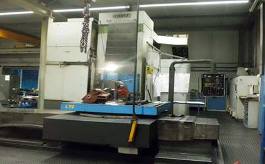 Horizontal-Machining-Center-Scharmann-ECO-CUT-2.3 Image1