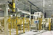 Packaging-line-for-foil-and-non-woven-roll-goods-Jürgens-Verpackungstechnik used