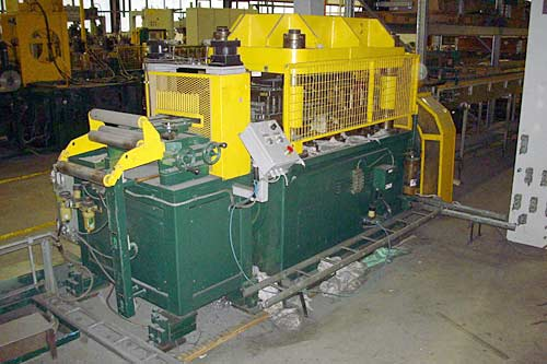 Shelf System Roll Forming Line Contour Roll CO Image-2