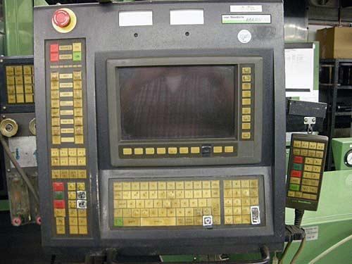 Drahterodiermaschine Sodick A500W gebraucht